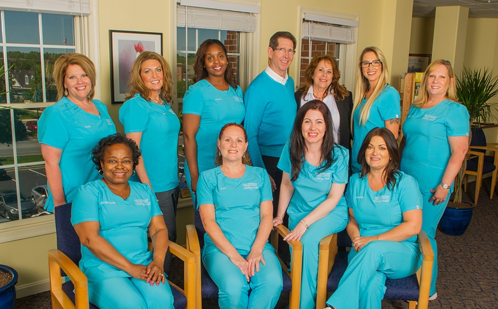 Our Waldorf dental office and team who can't wait to welcome you to the practice.
