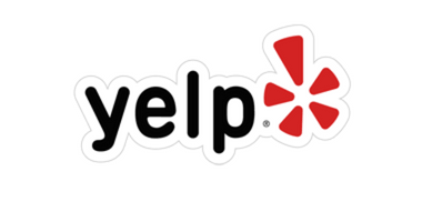 Yelp logo - read the stellar reviews of the dentist in Waldorf, MD on Yelp