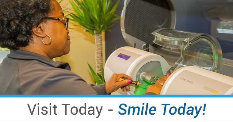 Visit Today - Smile Today
