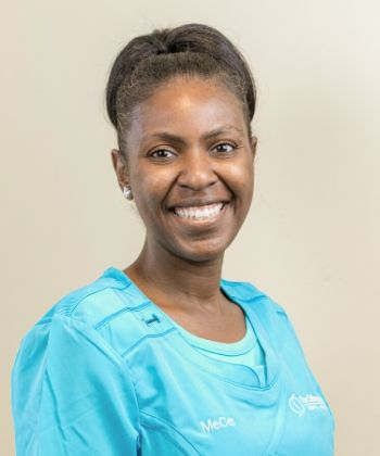 MeCe who is the Dental Assistant at Silberman Dental Group